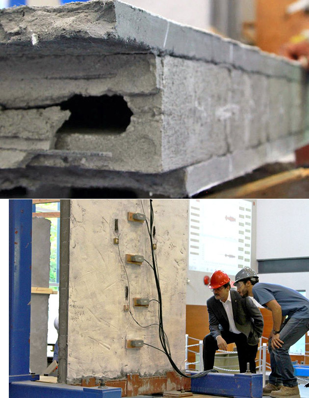 Earthquake Resistant Concrete