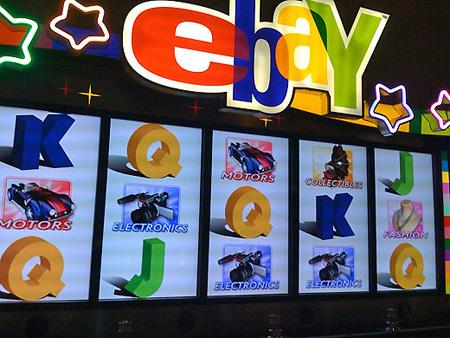 eBay Slot Machine