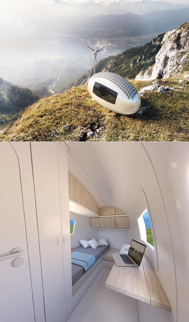 EcoCapsule Home