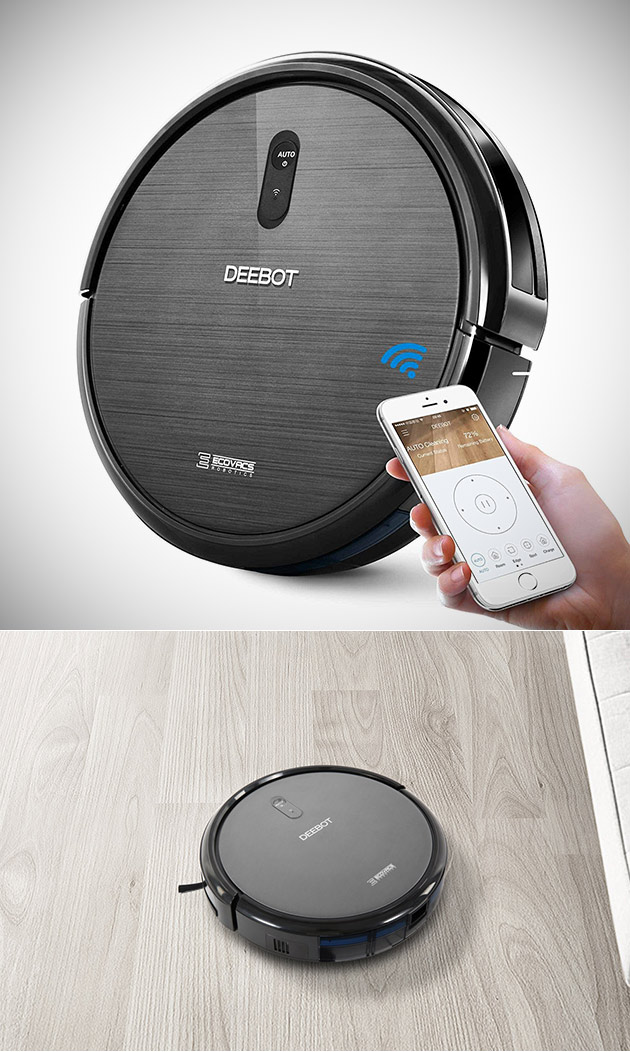 Ecovacs Deebot N79 WiFi Robotic Vacuum