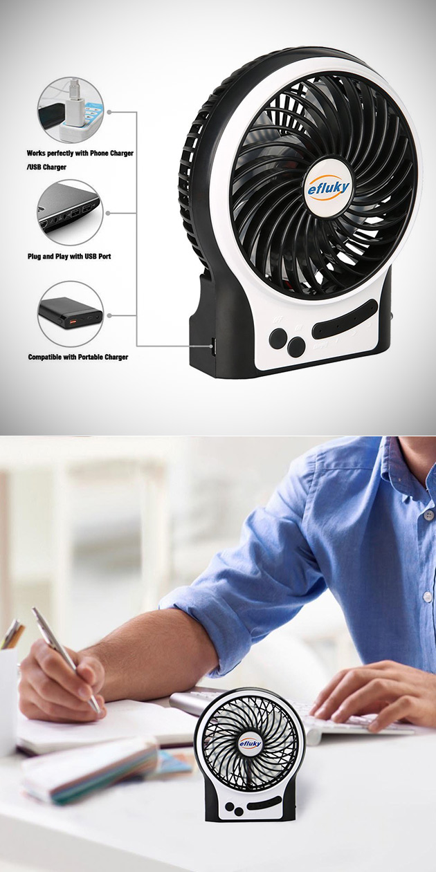 Efluky USB Fan