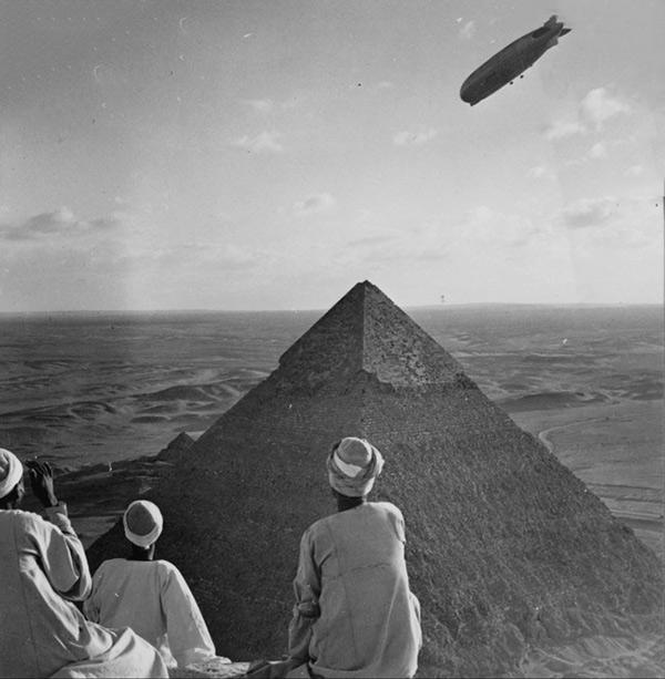Egypt Pyramids Old