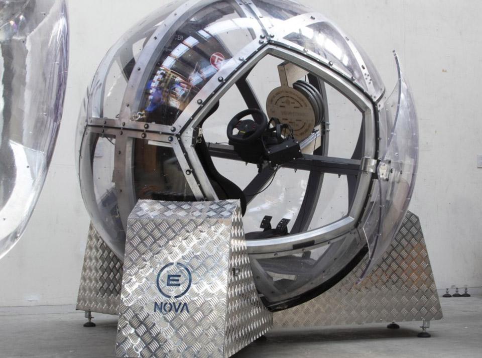 Eight360 Nova VR