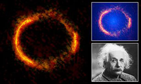 Einstein Ring Space