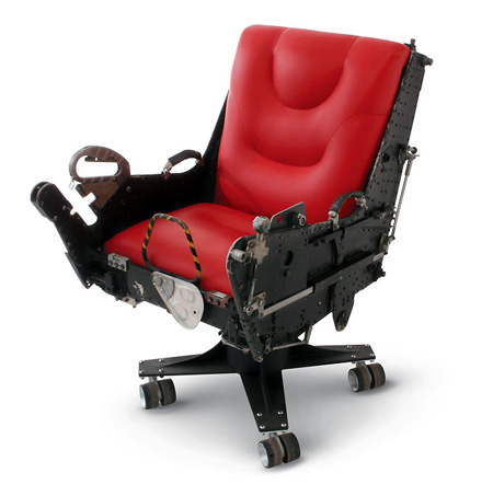 dodge viper office chair. Designed By Motoart, This Stunning F-4 Ejection Seat Office Chair \ Dodge Viper R