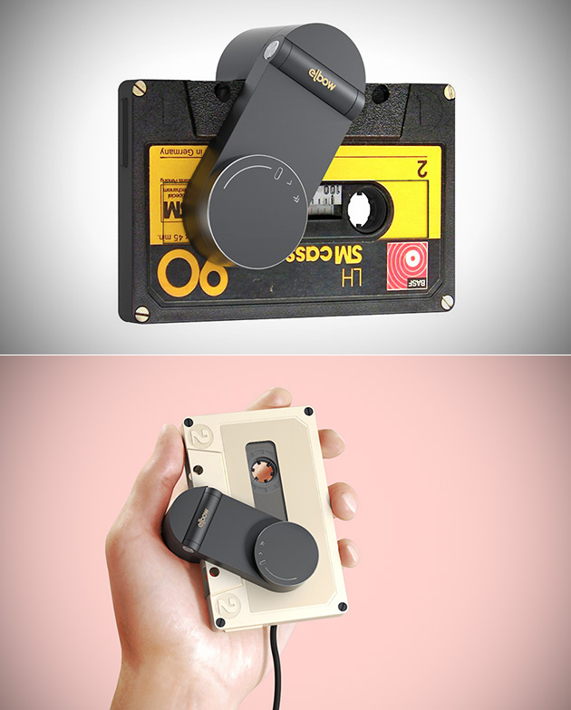 Elbow Cassette Player