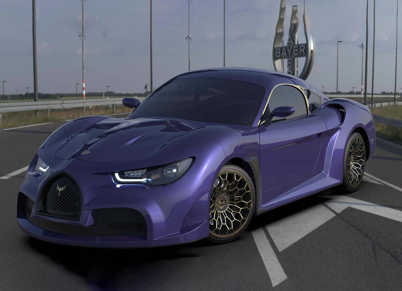 Electra Quds Rise Lebanon Electric Car
