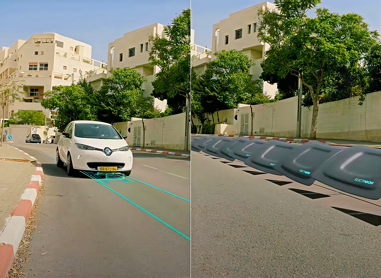 ElectReon Wireless Charging Roads