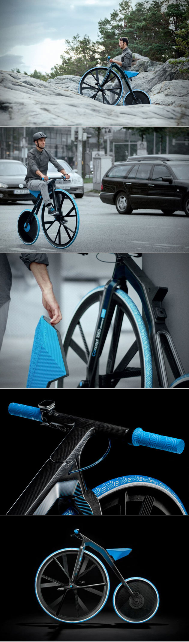 Concept Electric Bike 1865