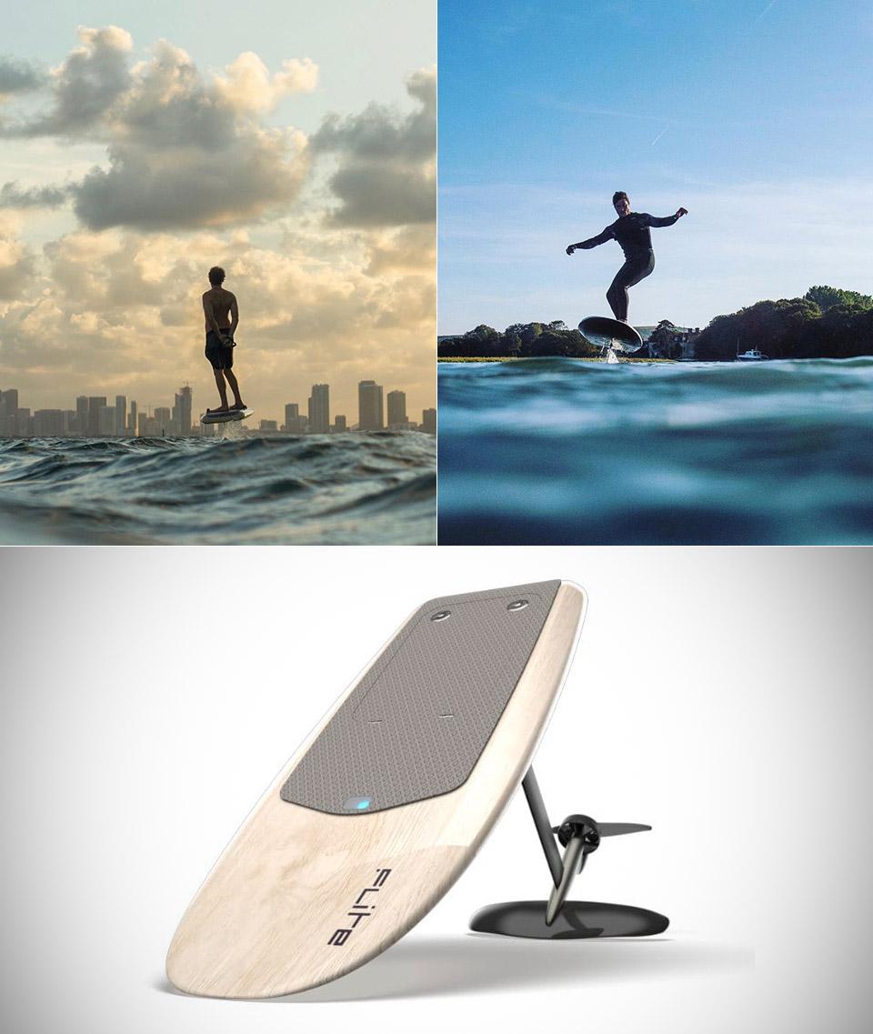 Electric Fliteboard Surfboard