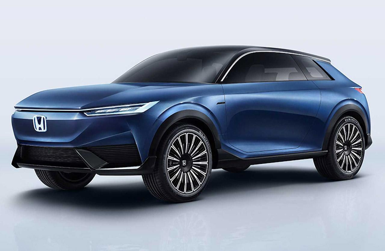 Electric Honda SUV e:concept