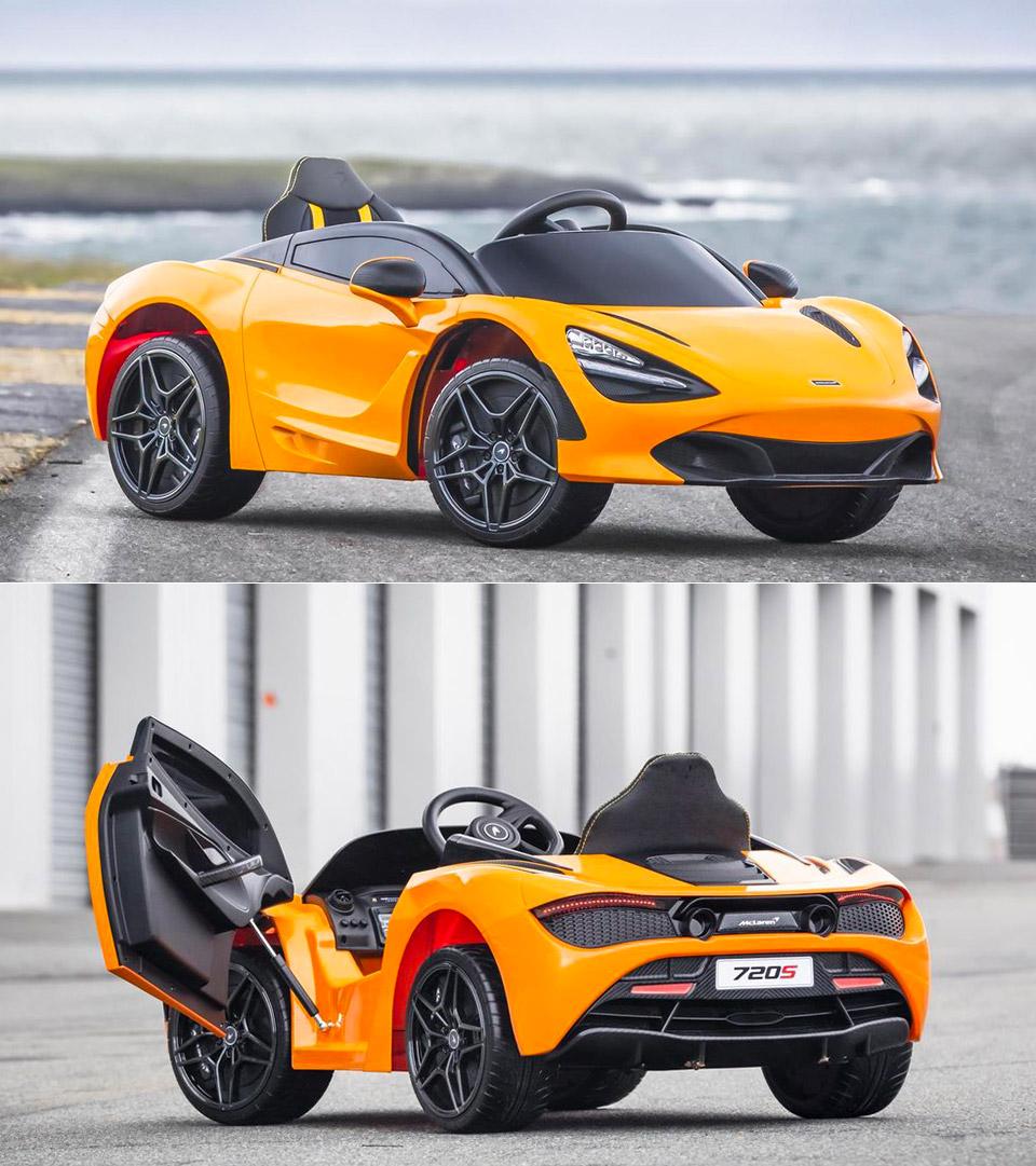 Electric McLaren 720S Kids Toy