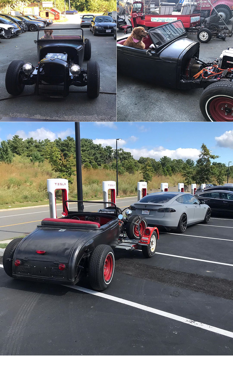 Electric Rat Rod