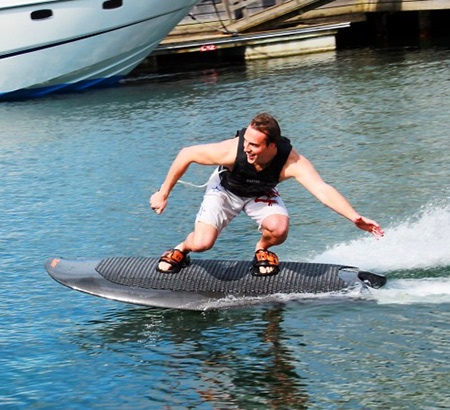 Electric Wakeboard