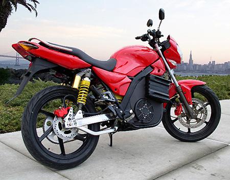 Electronic Motorbike