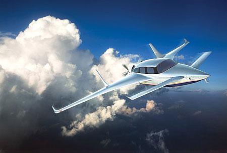 Electric Plane