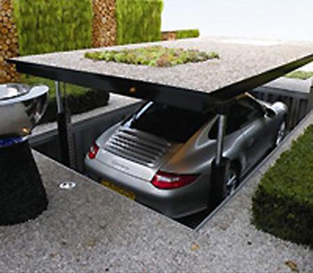 car club garage cost elevator gogenie