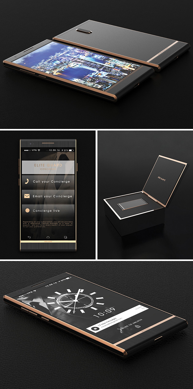 Elite Guard Smartphone