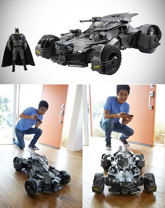 Elite Tek Batmobile