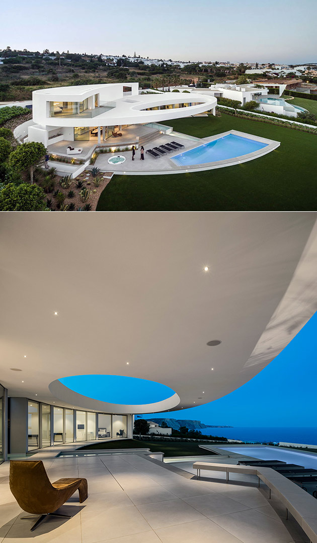 Elliptic House