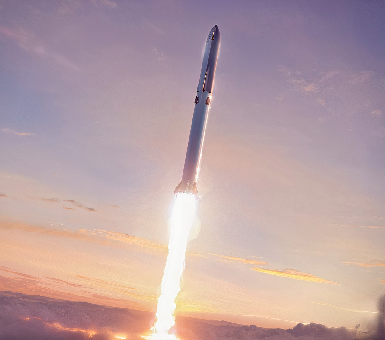 Elon Musk Catch SpaceX Rocket Booster