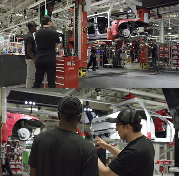 Elon Musk MKBHD