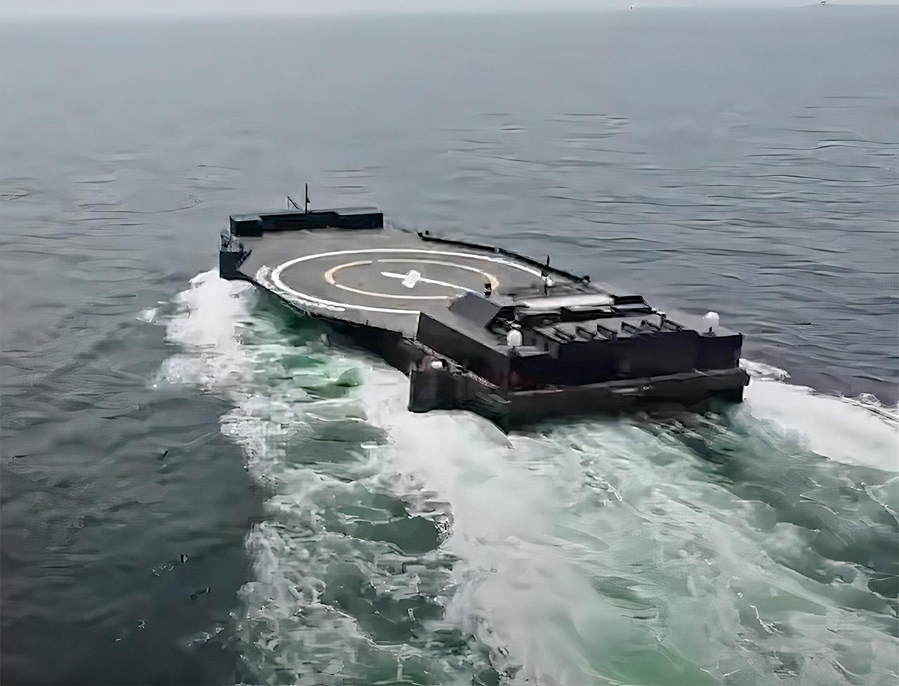 Elon Musk SpaceX Autonomous Spaceport Drone Ship A Shortfall of Gravitas