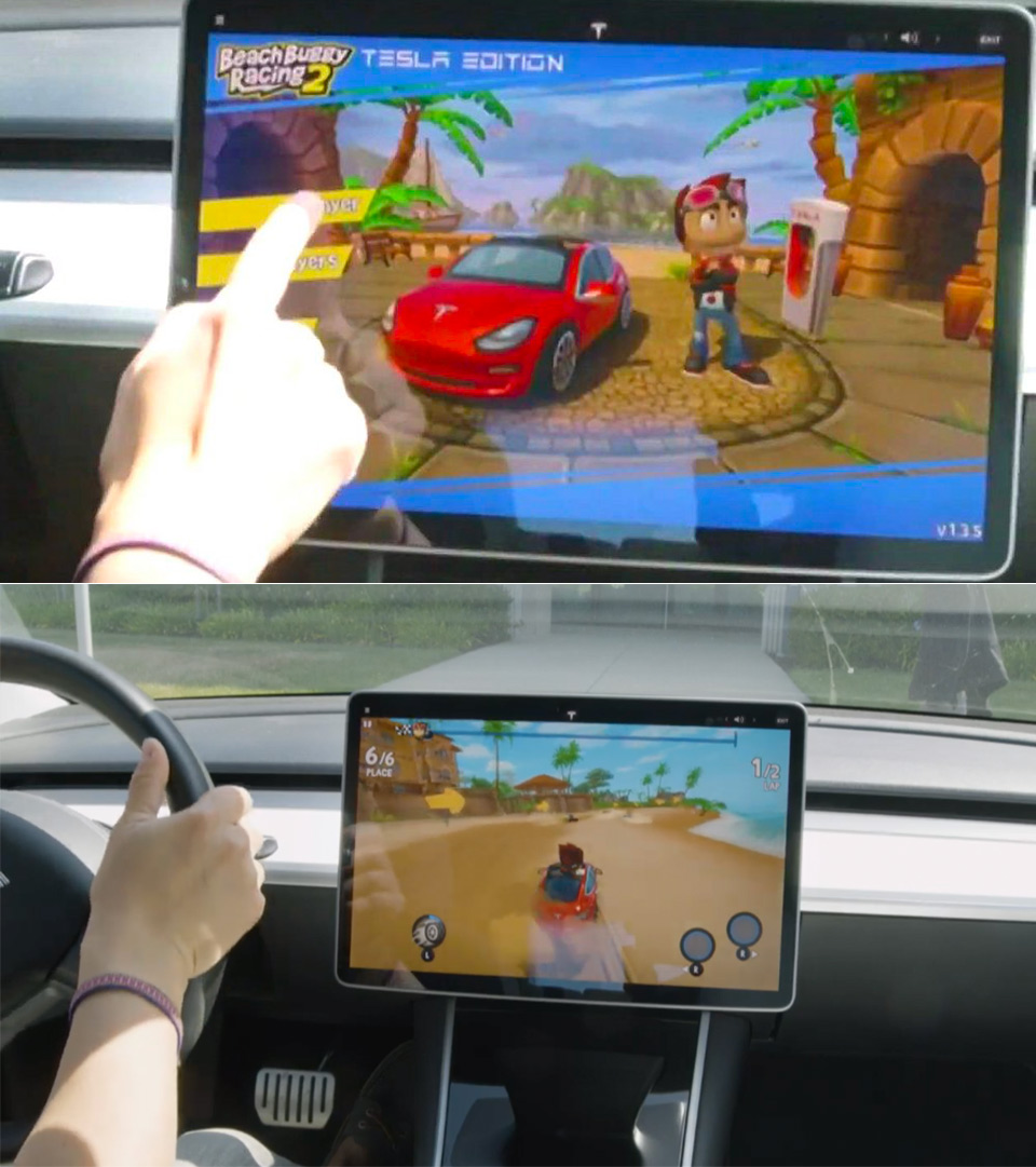 Elon Musk Tesla Fallout Shelter Beach Buggy