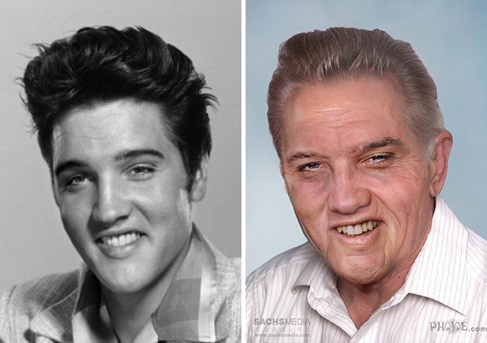 Elvis Presley Today