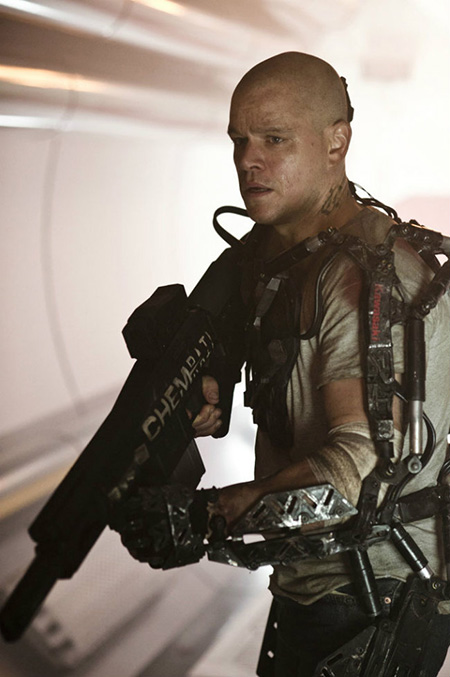Elysium Exoskeleton