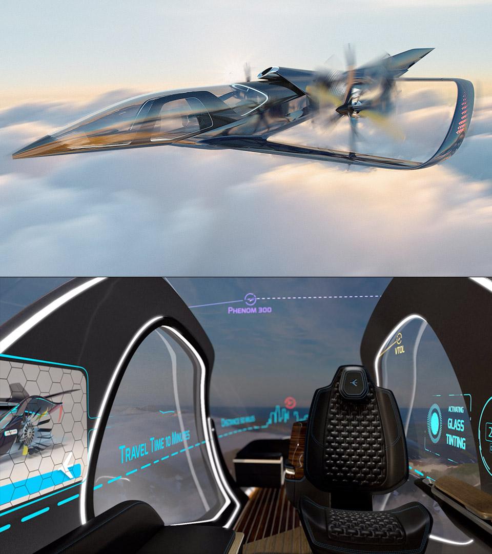 Embraer Pulse Concept