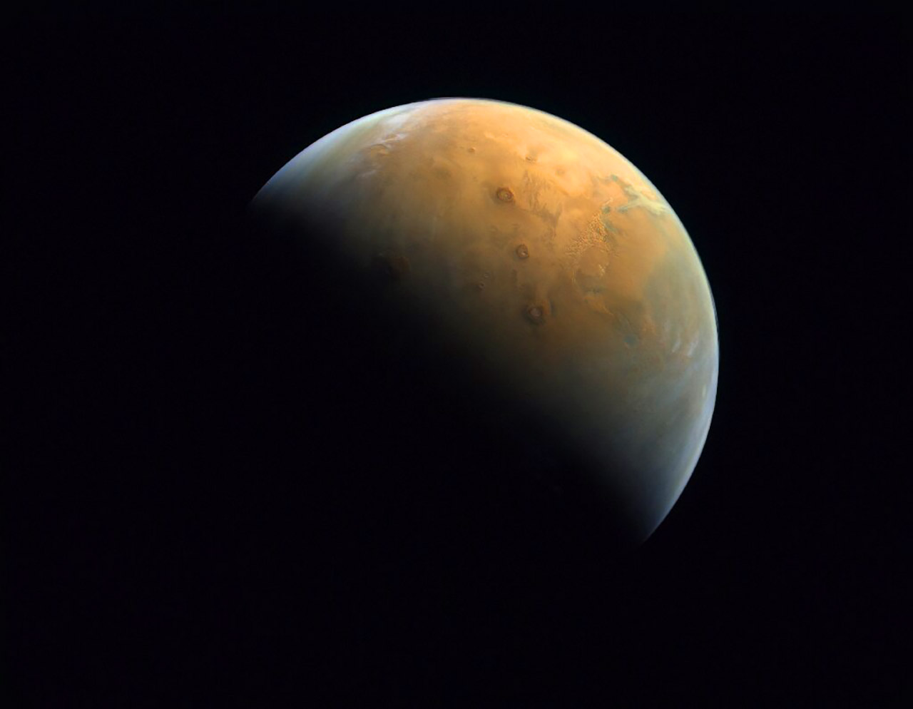 Emirates Mars Mission UAE Hope Probe Picture