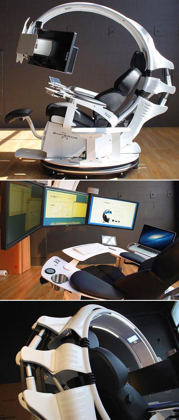 Emperor LX Workstation