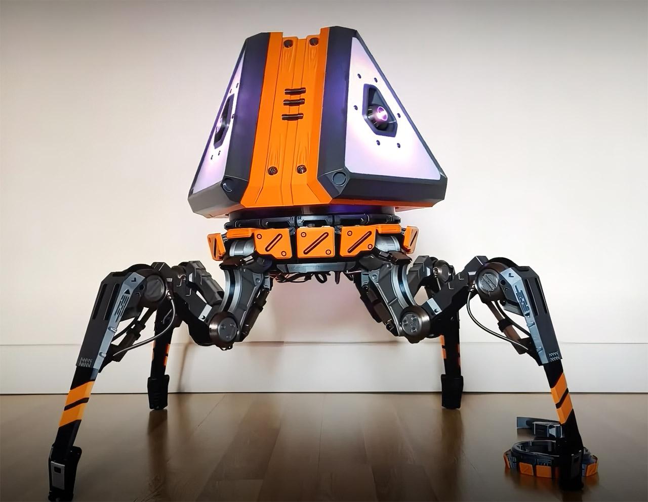 Engineer Apex Legends Loot Box Tick Robot