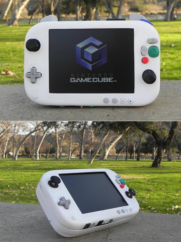 Envision GameCube Portable