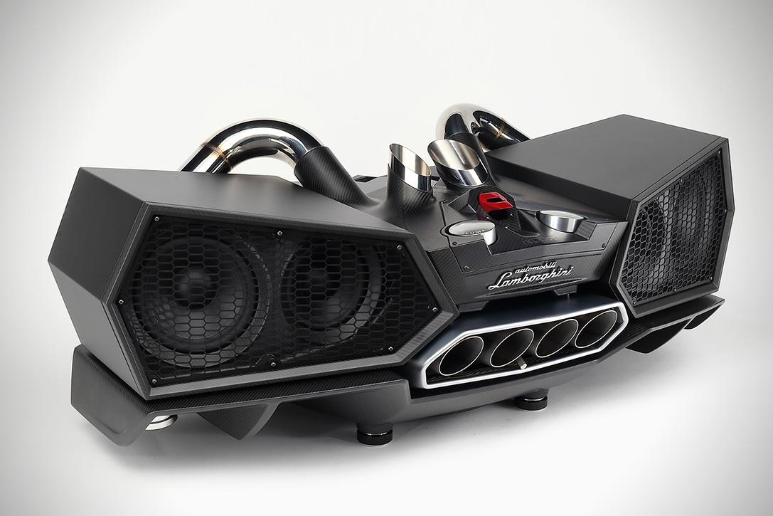 ESAVOX Lamborghini Speaker