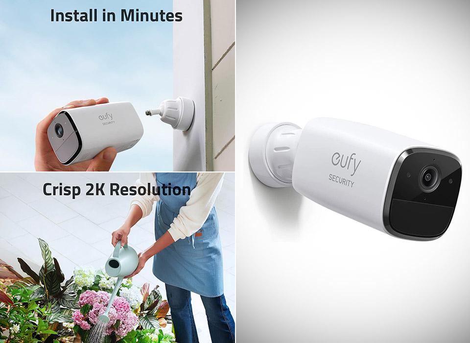 Eufy Security SoloCam E40 Wireless Camera