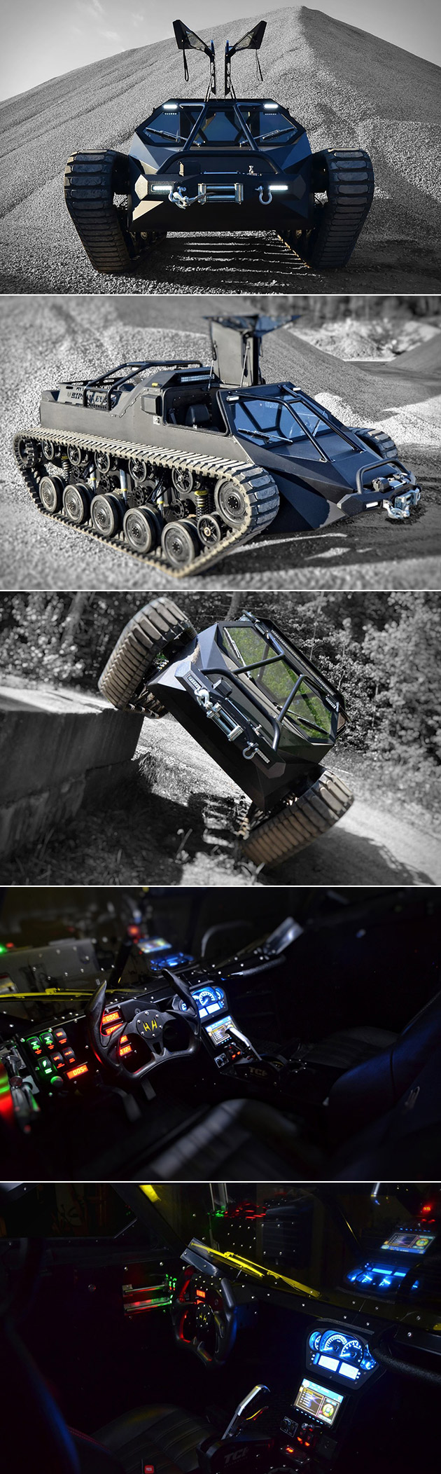 EV2 Luxury Tank