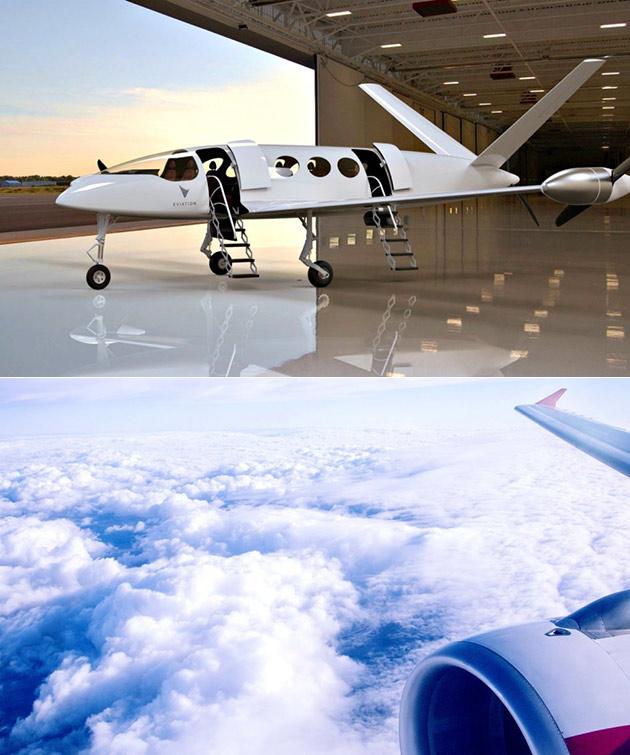 Eviation Avion Dévoile le Premier Tout-Électrique Jet Privé avec un 600 Milles
