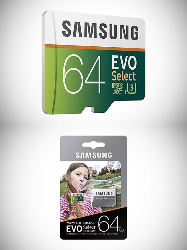 EVO MicroSDXC 64GB
