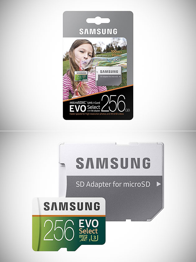 EVO Select MicroSDXC Adapter