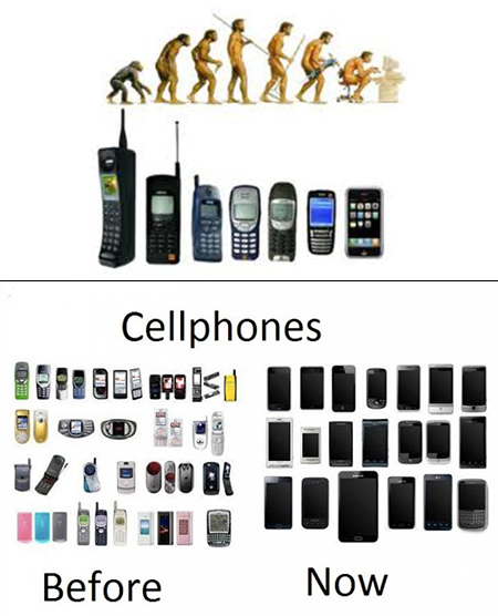 Cell Phone Turns 40 Today, Here Are Some Interesting Text ...