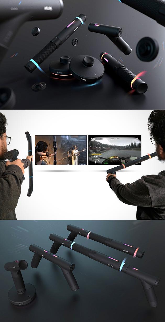 EXEO Game Accessories