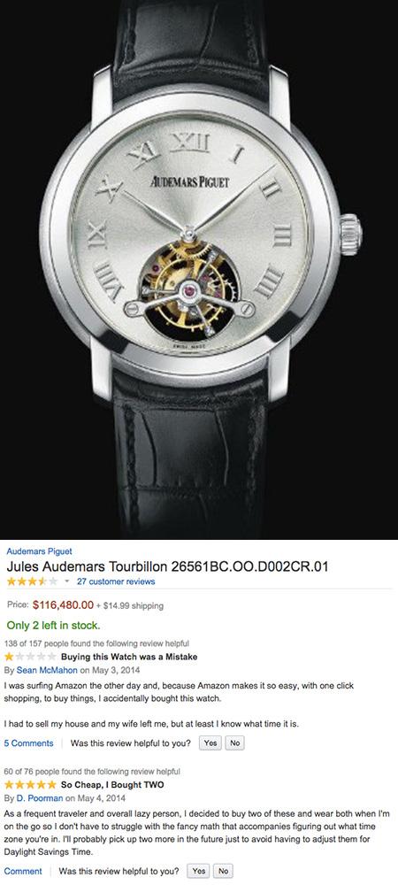Expensive Amazon Items