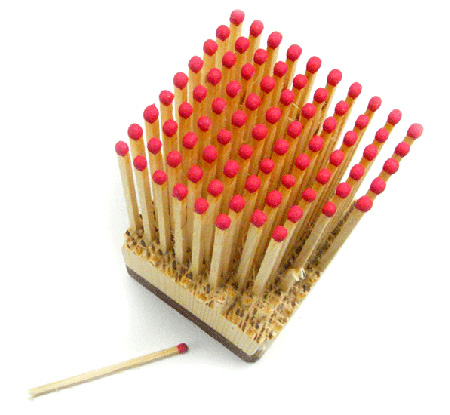 Expensive matches