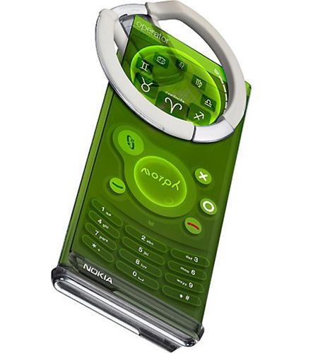 Experimental Phones