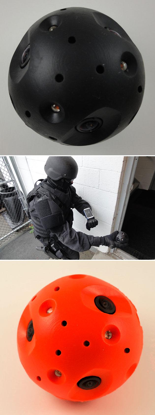 Explorer Camera Ball