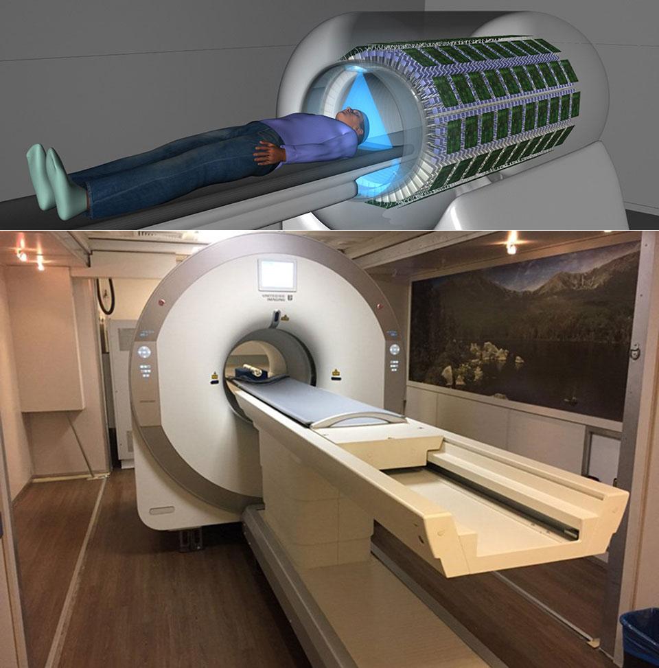 Explorer Full Body Scanner