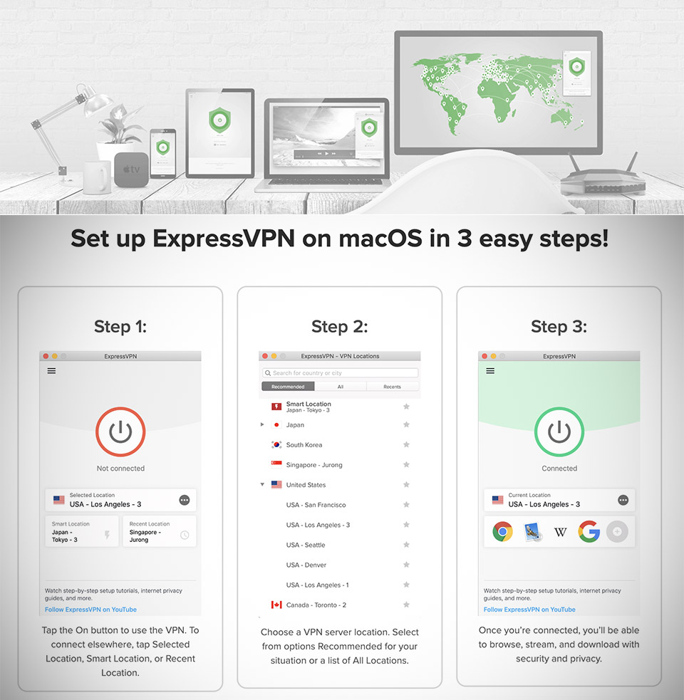 ExpressVPN is the Best Virtual Private Network for China in