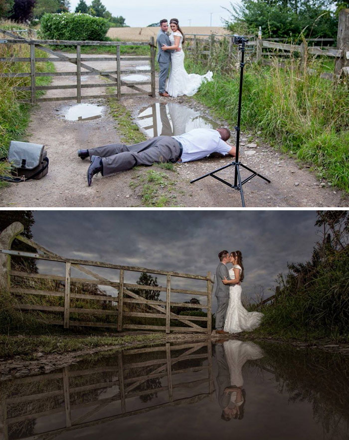 Extreme Wedding Photographer